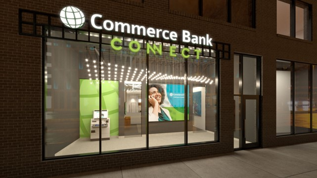 The Future of Banking: Commerce Bank Connect - GAZELLE MAGAZINE